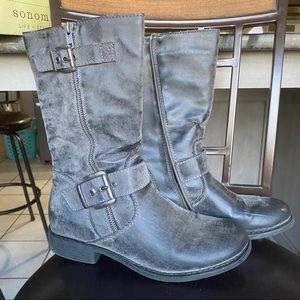 Sonoma grey boots